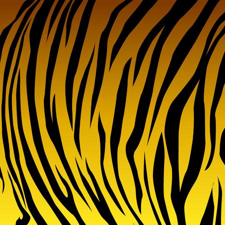 Tiger skin background.