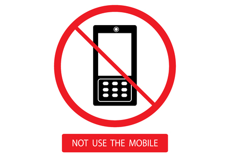 Do not use the phone.