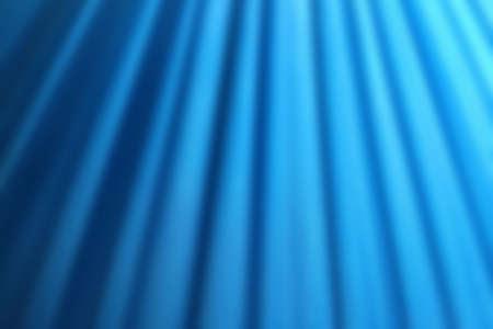 blue curtain: Blue curtain blurry background