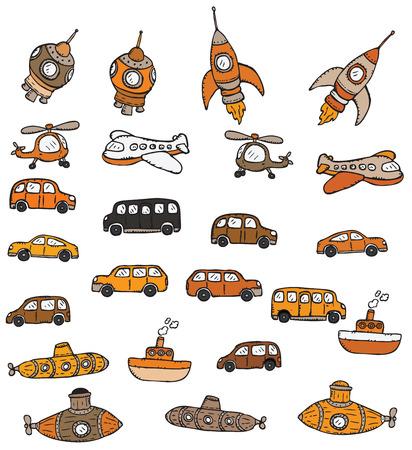 flying boat: Vehicles symbols