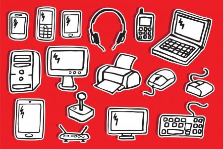 Icons - Electronics 2