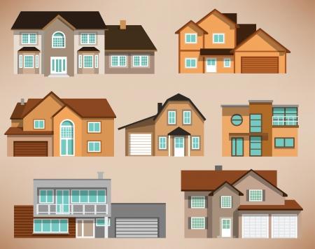 townhouses: Casas de pueblo