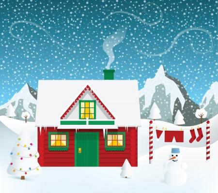 Santas huis