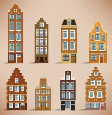 town houses capital: 8 Holland houses