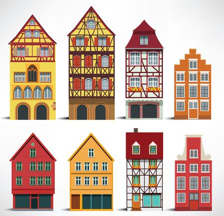 secession: Classic European houses