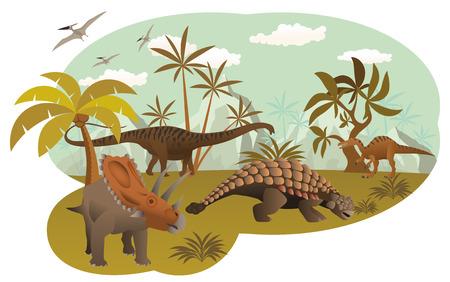 jurassic: World of dinosaurs