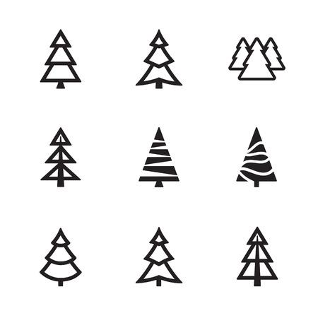 単純なツリー コレクション
