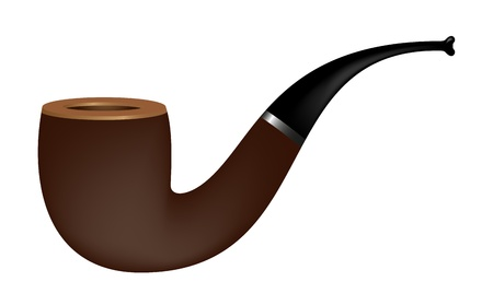tobacco pipe: Tobacco pipe