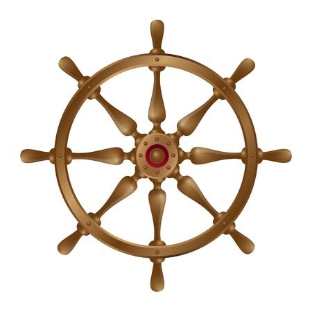 Des Schiffes Rad