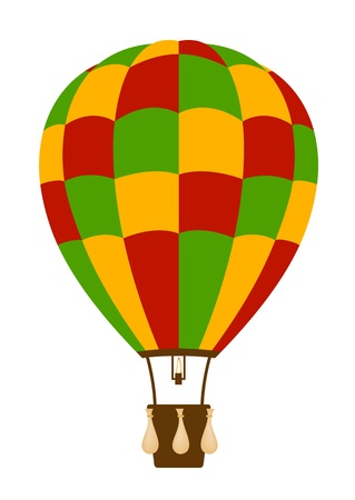 Hot air balloon  Stock Vector - 11664547