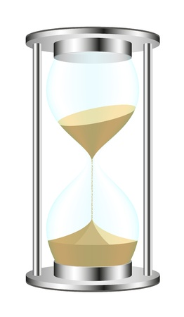 instrument of time: Sandglass