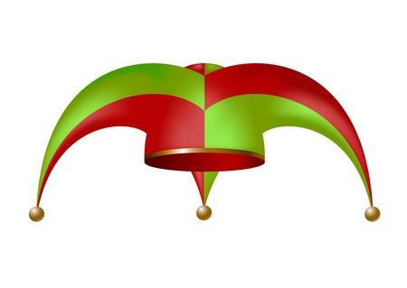 모자: 광대 모자