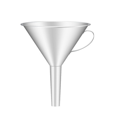 chemical laboratory: Funnel
