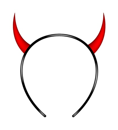 Devils horns Vector