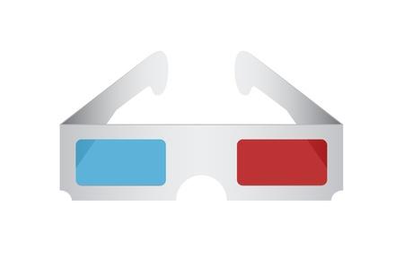 glassed: Modern 3D cinema glasses