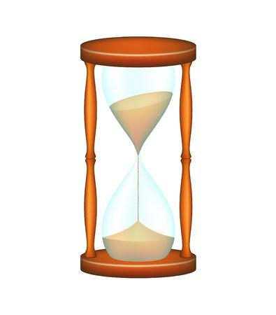 Sandglass Stock Vector - 14510255