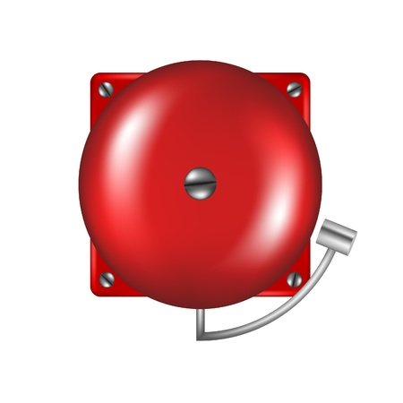 fire ring: Alarma en el dise�o retro
