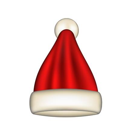 Santa Claus hat Stock Vector - 15446984