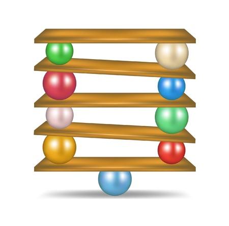 success risk: Balanced balls