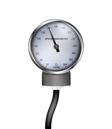 Medical sphygmomanometer Stock Vector - 17162864
