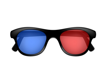 eyewear fashion: Cinema glasses in retro design
