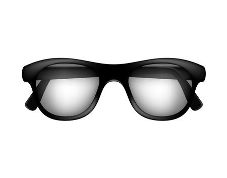 Retro glasses Stock Vector - 17434614