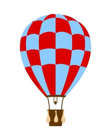 Hot air balloon Stock Vector - 18291633