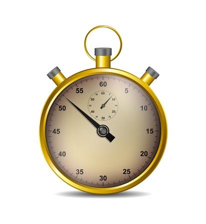 Stopwatch Stock Vector - 19525433