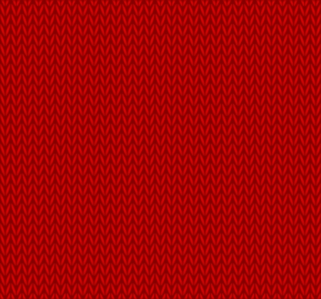 Seamless knitted  Vector