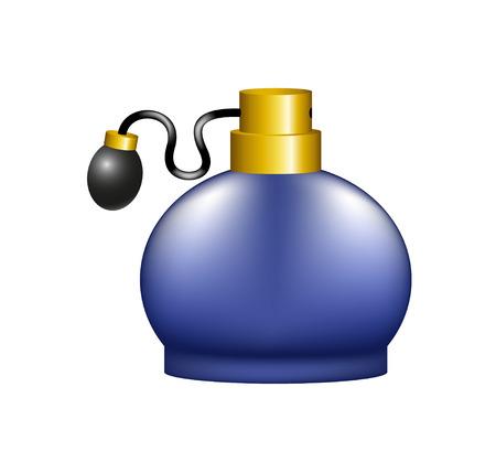 atomizer: Luxurious perfume in retro design