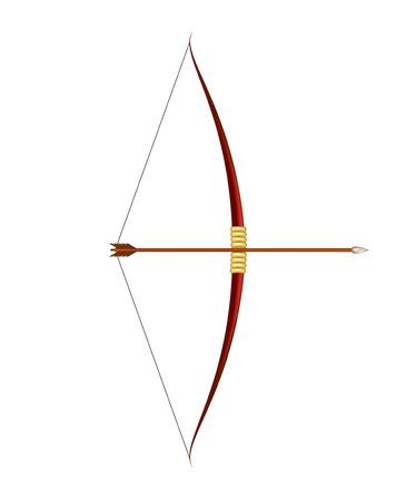 arco y flecha: Red arco y flecha