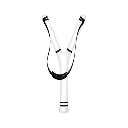 catapult: Catapult in white design