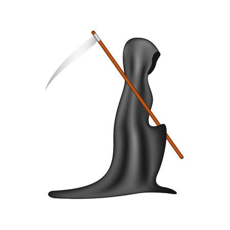 grim: Grim reaper with scythe
