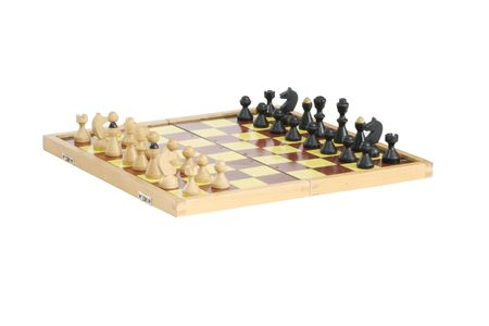 gamesmanship: chess game