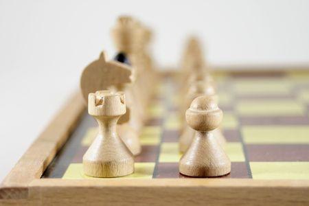 gamesmanship: juego de ajedrez detalle