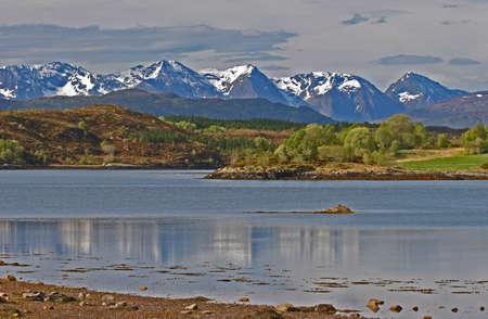 Norwegian landscape photo