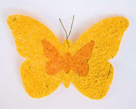 Decoration - butterfly Stock Photo