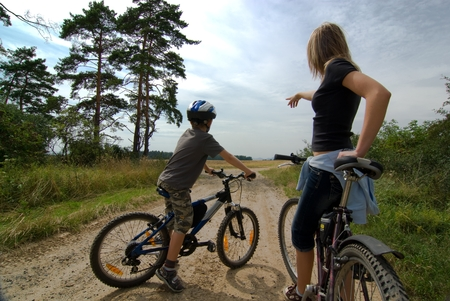 mamma: cycle tourism