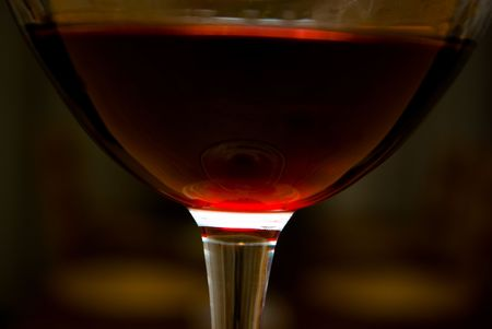 captivation: red wine