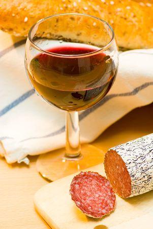 captivation: red wine
