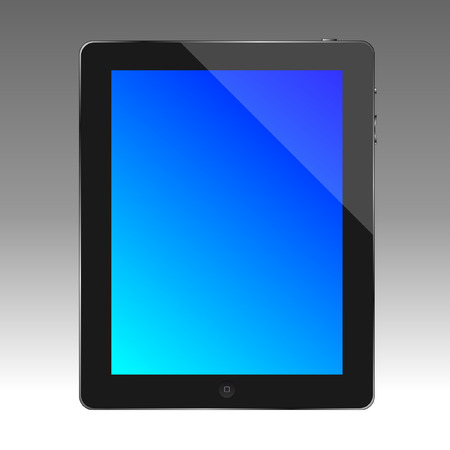 multi touch: Tablet PC Editorial