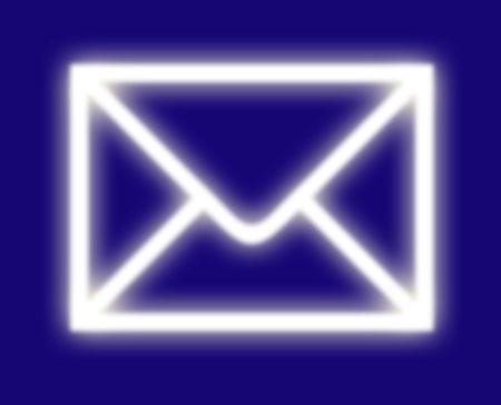 Email envelope photo