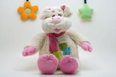 plushy: the plushy toy on a white background
