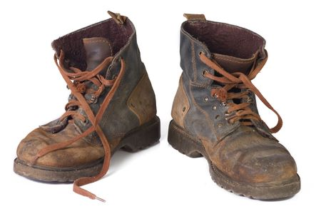 untied: botas de trabajo
