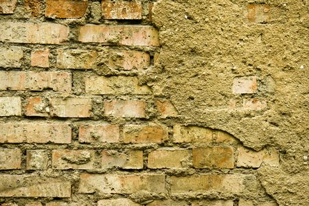 texture of old brick wall  Stock Photo - 3823748