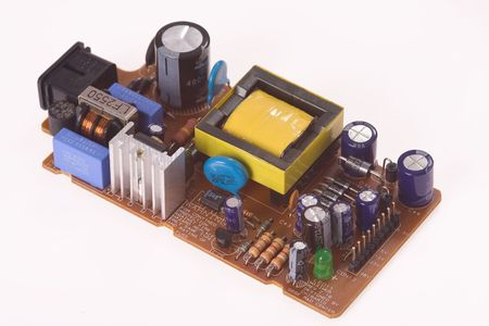 electronics components photo