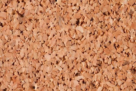 closeup of texture of cork board Stock Photo - 6050613