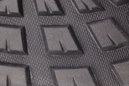 detail of the sole of sport shoe Stock Photo - 6328882