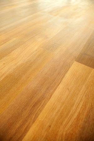 photo shot of wooden floor