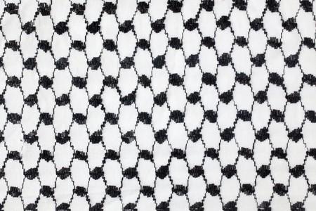 strife: la trama della sciarpa musulmano Archivio Fotografico